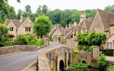 Castle Combe Crowned as Britain's Prettiest Village